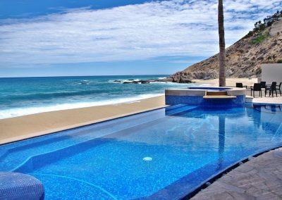 casa del mar palmilla los cabos luxury oceanfront rental villa pool