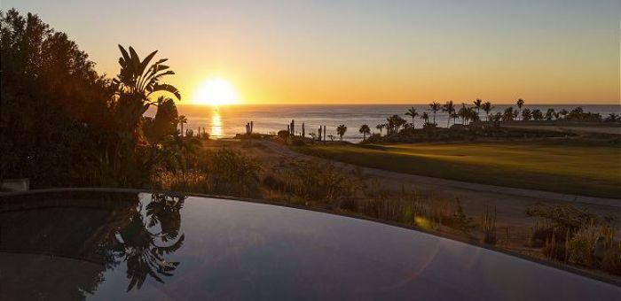 Casa Sahuaro en Cabo del Sol Luxury Rental Villas in Cabo San Lucas Sunset