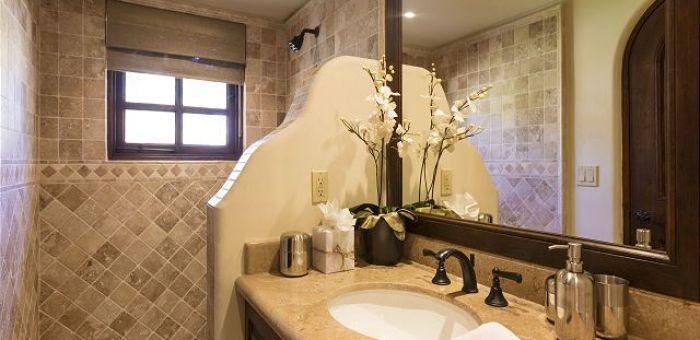 Casa Sahuaro en Cabo del Sol Luxury Rental Villas in Cabo San Lucas bathroom