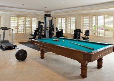villa la roca pedregal cabo san lucas luxury villa rentals in los cabos private gym and games room