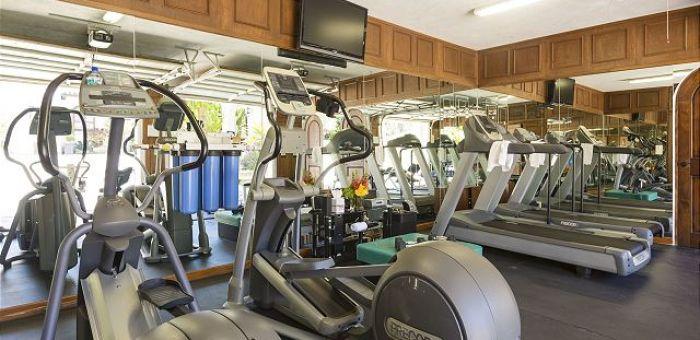 Casa Sahuaro en Cabo del Sol Luxury Rental Villas in Cabo San Lucas private gymnasium