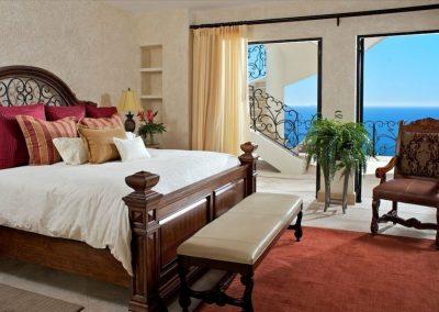 villa la roca pedregal cabo san lucas luxury villa rentals in los cabos master suite