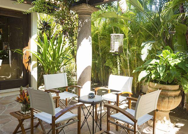 Casa Sahuaro en Cabo del Sol Luxury Rental Villas in Cabo San Lucas patio dining