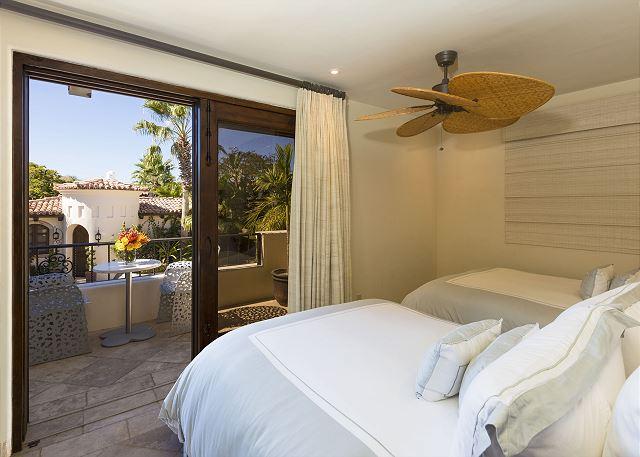 Casa Sahuaro en Cabo del Sol Luxury Rental Villas in Cabo San Lucas twin suite