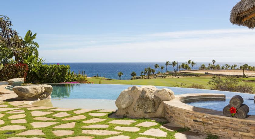 villa damiana los cabos luxury vacation rentals cabo san lucas view from pool